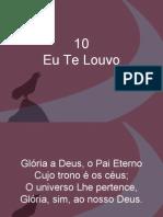 10 - Eu Te Louvo