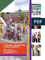 YMCA Annual Report 2013