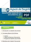 PPT Gestion Documental AB