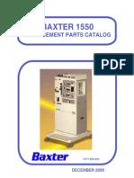 BAXTER 1550 Parts Manual.pdf
