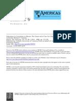 Federalismo al centralismo 1834-35