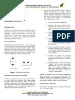 Informe de Electronica Diodos