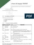 M10 LANGAGE DE PROGRAMMATION STRUCTUREE VB.NET CONSOLE