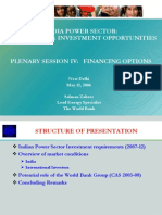 India Power regulations