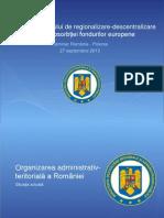 Liviu Dragnea Impactul Procesului de Regionalizare Descentralizare Asupra Absorbtiei Fondurilor UE FN
