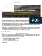 LinkedIn's Series B Pitch to Greylock_ Pitch Advice for Entrepreneurs