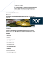 Gastronomía de Tarapoto