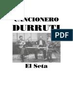 Cancionero Durruti
