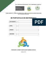 PORTAFOLIO 2014 (1)