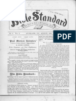 The Bible Standard August 1888