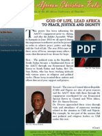 The African Christian Pulse - July 28 2014