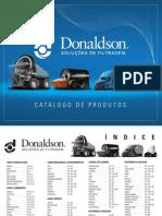 Donaldson Catalogo