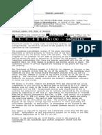Grenade Launcher Transfer Agreement