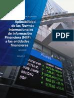 Aplicabilidad de Las Niif a Entidades Financieras Kpmg