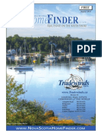 Nova Scotia Home Finder South Shore August 2014