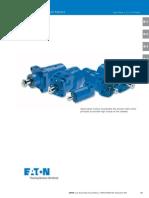 Motores Hidraulicos EATON Varios Modelos