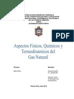 Propiedades Físicas de Los Hidrocarburos y Otros