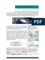 Radiografía de un huracán histórico
