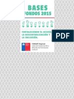 Regional Bases Fondos 2015 Conservaciondifusionpatrimoniocultural