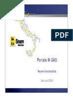 Presentazione m Gas