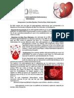 Resumen Trabajo Anticoagulantes Endovenosos y Subcutáneos
