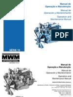 Manual Do Motor MWM 10
