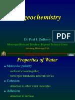NUAP 2014 3. Biogeochemistry