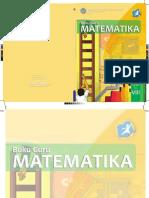 Buku Pegangan Guru Matematika Kelas VIII SMP/MTs K13