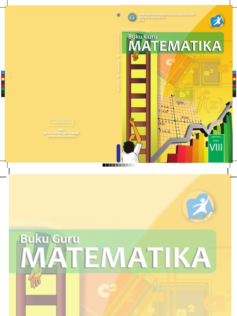 Buku Pegangan Guru Matematika Kelas Viii Smp Mts K13