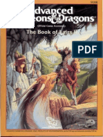 Ad&d the Book of Lairs II
