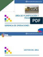Presentación Planificación y Programación