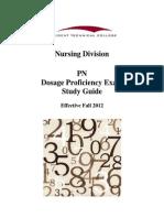 Pn Study Guide Nu4008