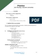 DIA2 3 Routing Help Commands Cisco ES