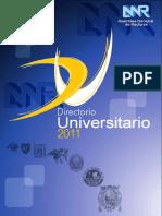 Directorio Universitario 2011