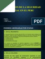 Evolucion de La Seguridad Social en El Peru _parte1
