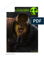 Dehumaniser Pro User Manual 1
