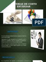 Sistemas de Costo Estándar (1)