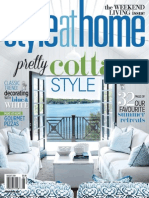 Style at Home - August 2014 CA