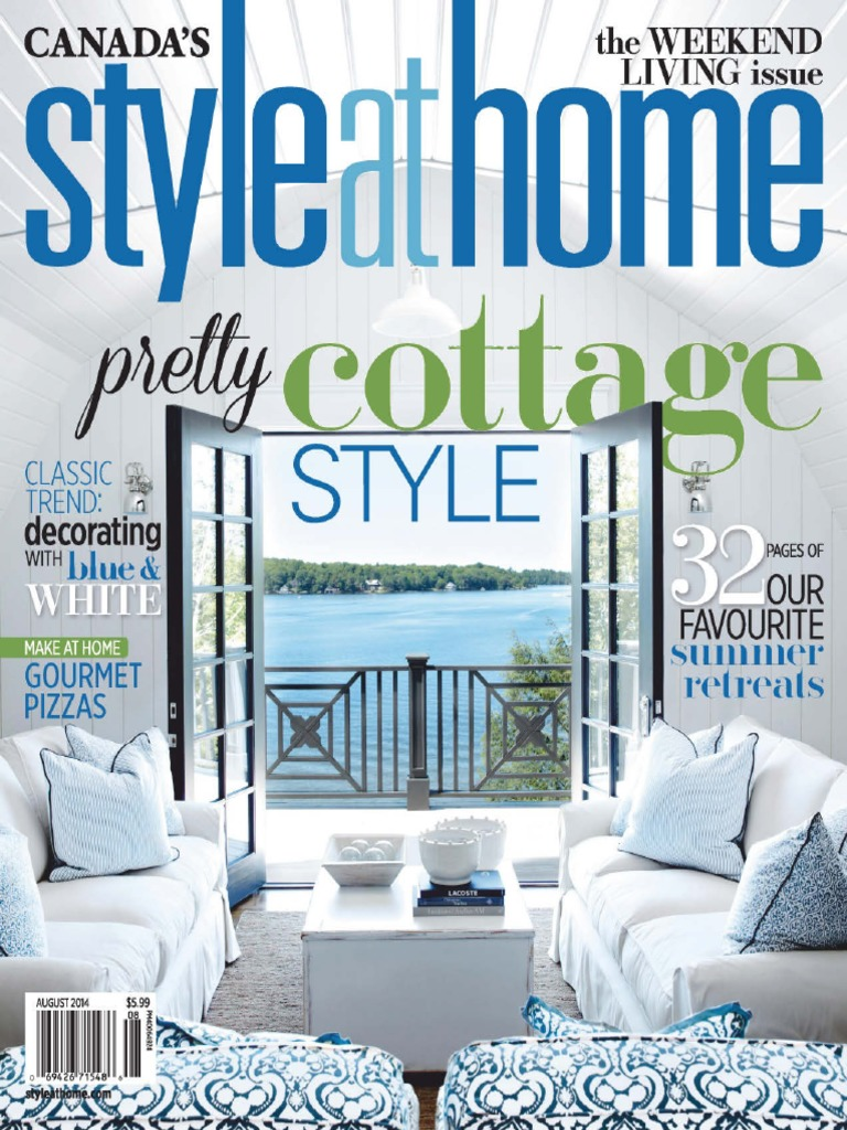 Style at Home - August 2014 CA | Mail | Fuel Economy In Automobiles