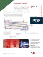 Siemon Category 5e Modular Cords Spec Sheet (1)