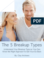 5+Breakup+Types