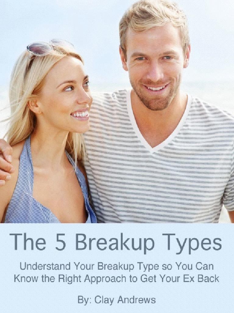 5breakuptypes feeling emotions fandeluxe Choice Image