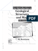 An Introduction of Geological Structures and Maps