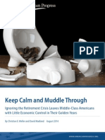 Keep Calm and Muddle Through
