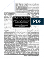 1995 Issue 4 - What is the Future of Presbyterianism? Christ's Headship Over the Church - Counsel of Chalcedon