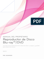 BluRay BD670