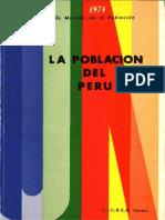 Indicadores Economicos Peru Año 1974