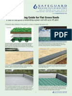 Flat Green Roof Guide