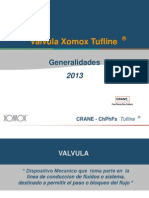 Xomox Tufline SPV General Presentacion