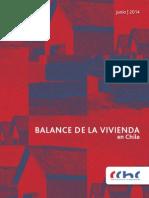 Balance de La Vivienda en Chile 2014